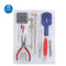 16Pcs Entry Level Watch Opening Repair Hand Tool Kit for Watchmaker