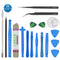 18Pcs Phone LCD Screen Opening Repair Kit Tweezers Pry Spudger