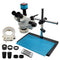 3.5X-90X Digital Trinocular Microscope with 38MP HDMI Video Camera