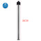 25mm Microscope Stand Metal Microscope Pole Post Extension Rod Pillar