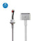 5 Pin DC Cord Cable T-Style Plug For Magsafe2 Charger AC Power Adapter