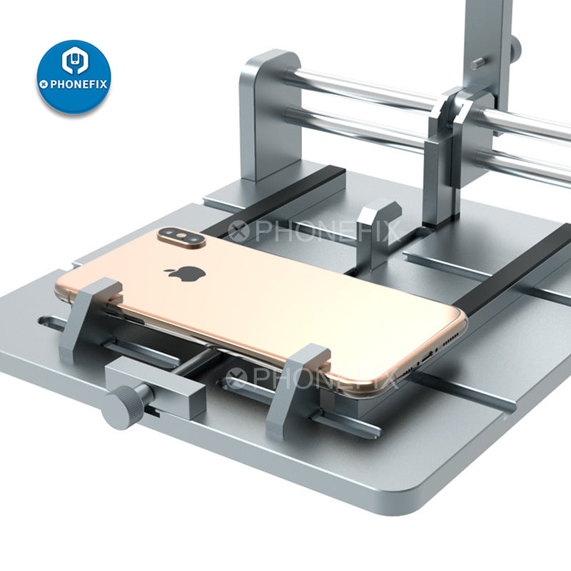 TOOLGUIDE Universal Fixture For iPhone Back Cover Middle Frame