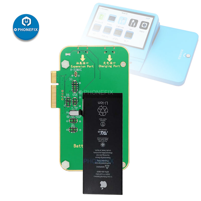 JC PRO1000S Apple Battery Test detection Module for iPhone ipad Repair