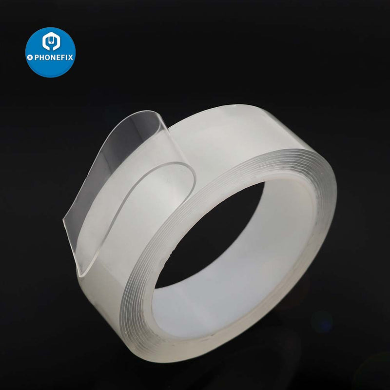 2MM Double-Sided Transparent Adhesive Tape Washable Nano Magic Tape