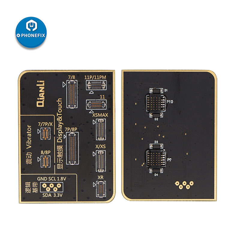 QianLi iCopy Plus Phone Programmer with battery / Light Sensor Board