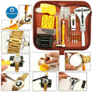 149pcs Watch Tool Kit Cover Opener Steel Spring Bar Watch Repair Tools