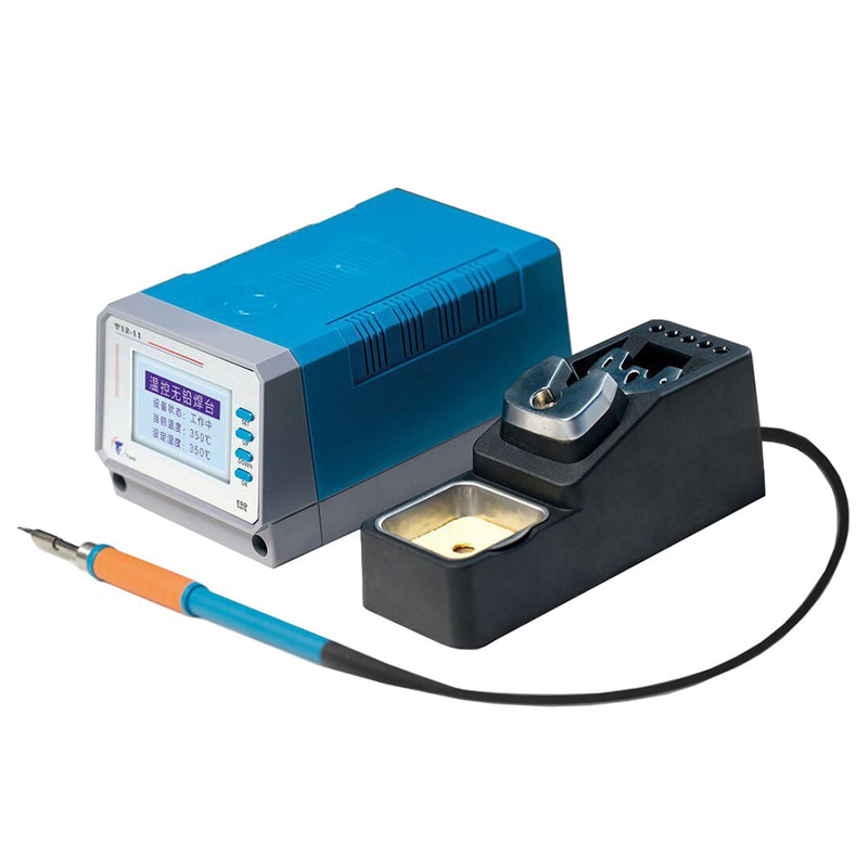 75W T12-11  Precision Soldering Station LCD Digital Lead-Free