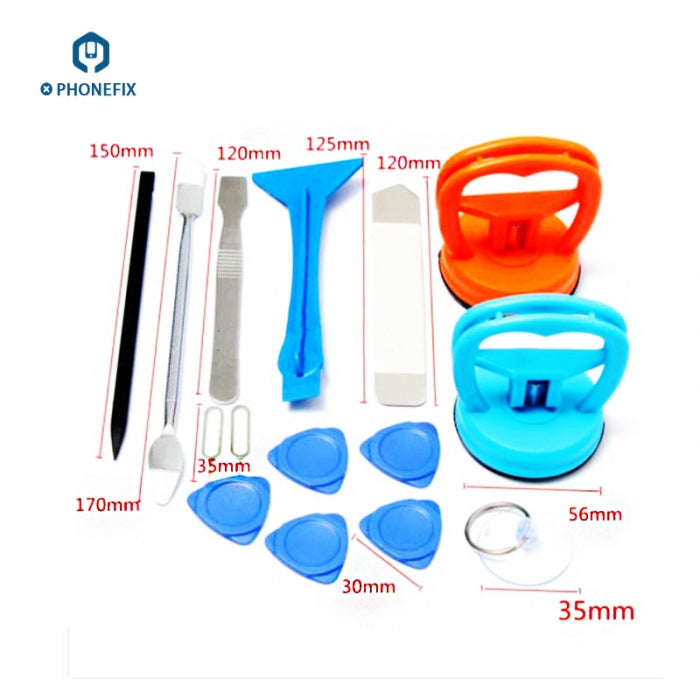 15Pcs Mobile Phone Screen Disassembly Opening Repair Tools Kit