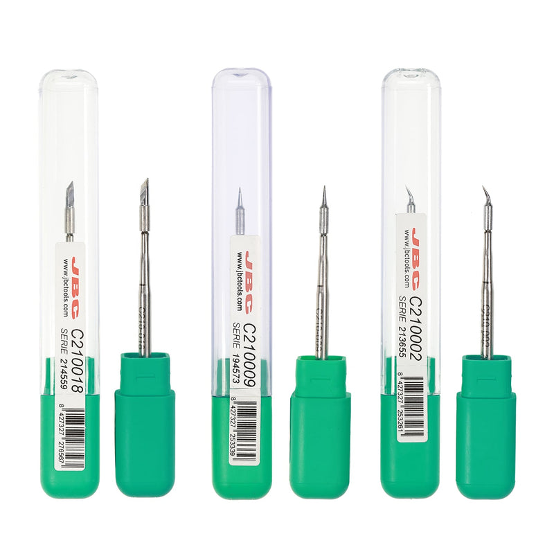 JBC C210 Series Solder Tip precision soldering Iron Tips