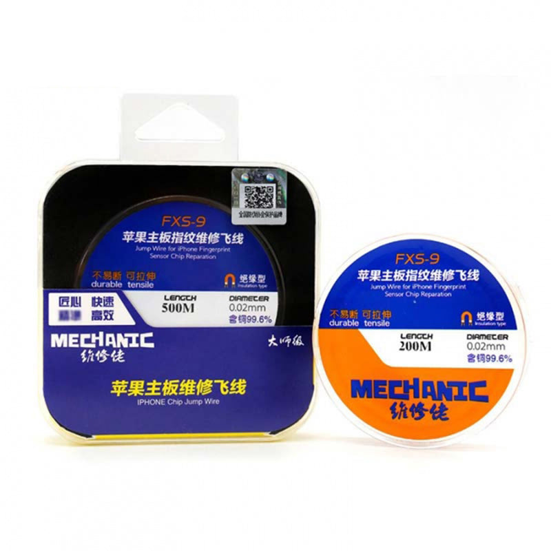Mechanic Insulation Jump Wire Fingerprint Soldering Link Wire