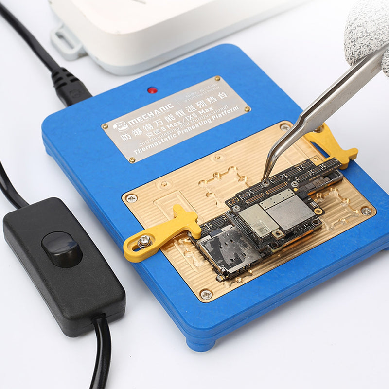 Mechanic IX5 MAX 6 IN 1 Preheating Platform for iPhone PCB Welding