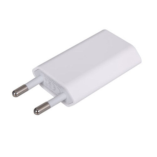 5W USB Charger US EU Wall Fast Charging Adapter for Apple iPhone