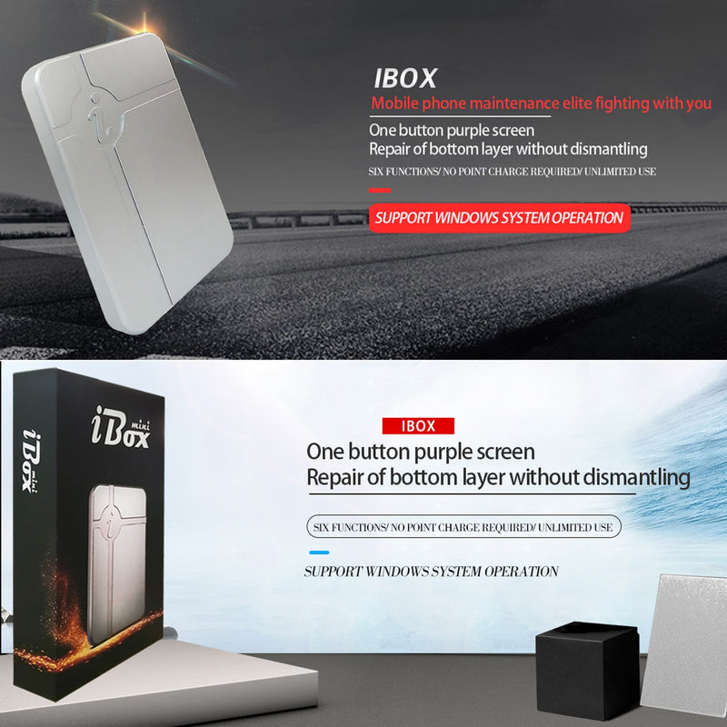 MINI iBox DFU box for ipad iphone DFU programming Tool
