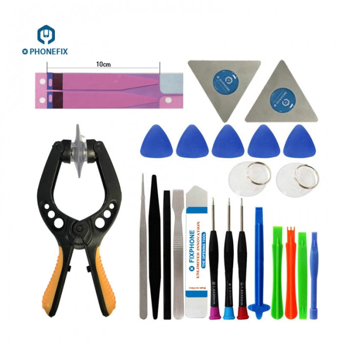 Multifunction Screwdriver Pry Opening Tool Kit for iPhone Repair