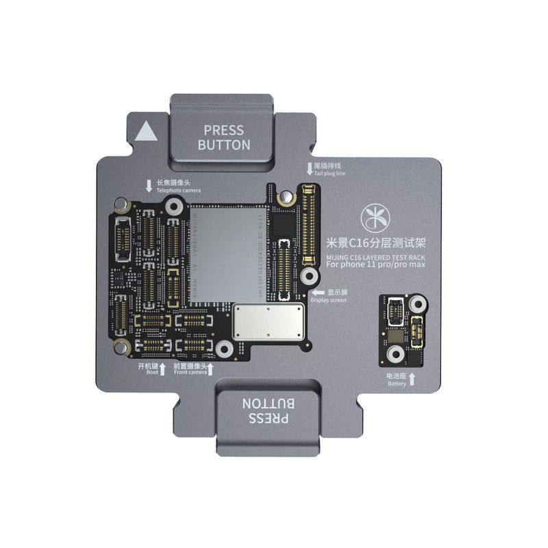 MJ C16 Logic Board Separating Platform For iPhone 11 Pro Max Layering
