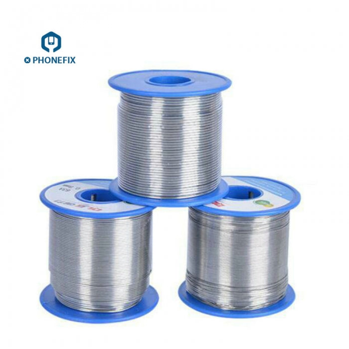 250g SANKI Rosin Soldering Wire Roll Lead Wire for Phone Motherboard