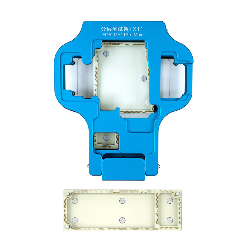 JC TX11 Logic Board Layered Testing Fixture for iPhone 11 Pro Max