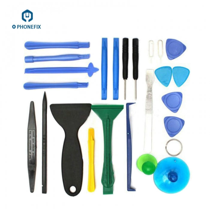 25pcs Phone Opening Tools Spugders Suction Cup Set for iPhone