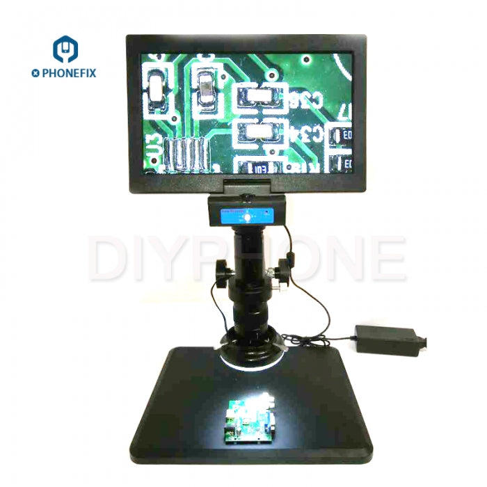 2D Integrated Digital Microscope All-In-One with 10.6 inch Screen