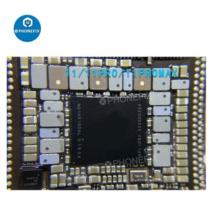 Power Management IC 343S00354 PMIC PMB6840 For iPhone 11 Pro Max