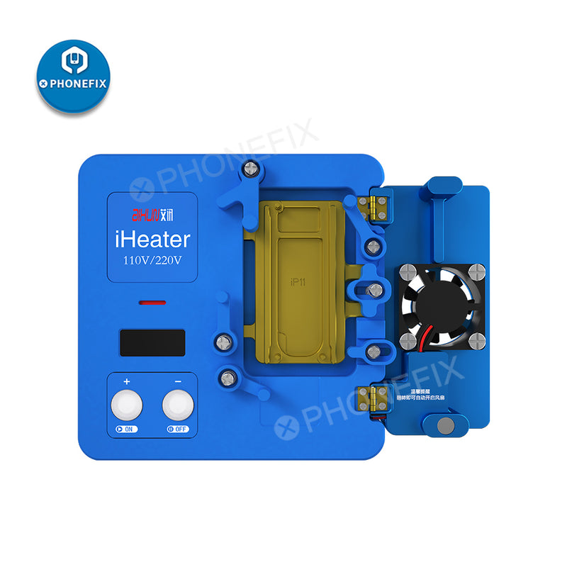 JC iHeater Intelligent Desoldering Station Digital Thermostat Heating Plate