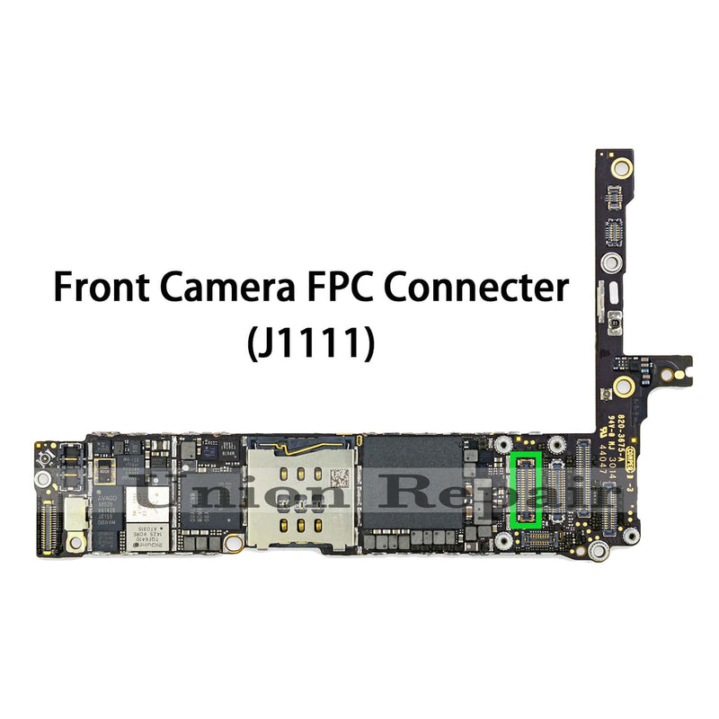 Front Camera FPC Connector For iPhone 6 To iPhone 11 Pro Max