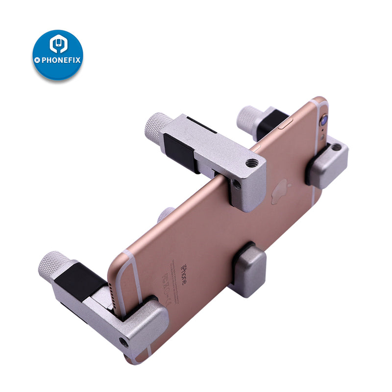 Metal Clip Fixture Fastening Clamps Phone LCD Screen Fixed holder