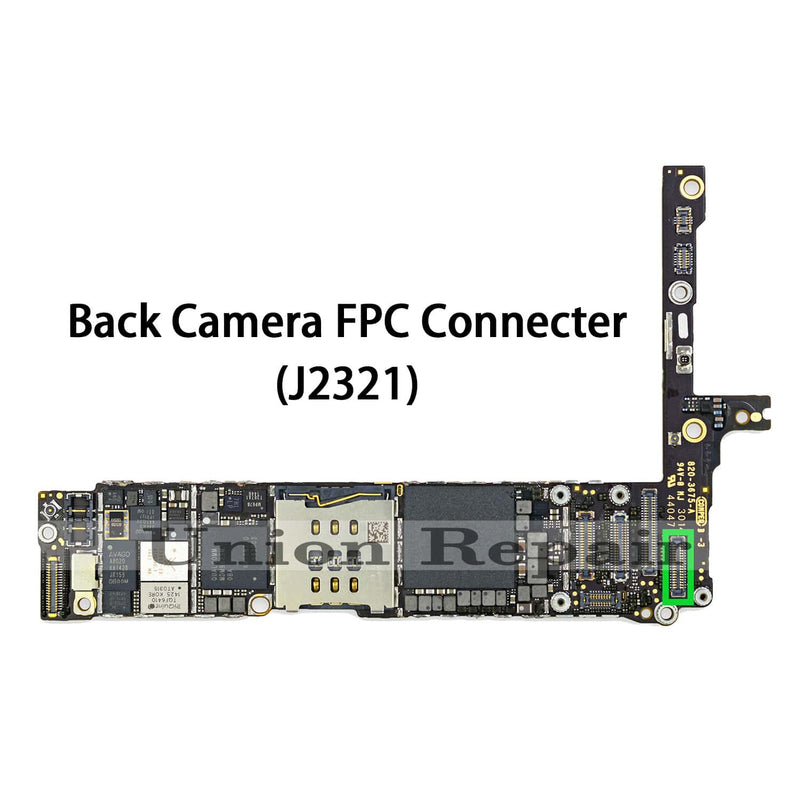 Rear Camera FPC Connector For iPhone 6 To iPhone 11 Pro Max