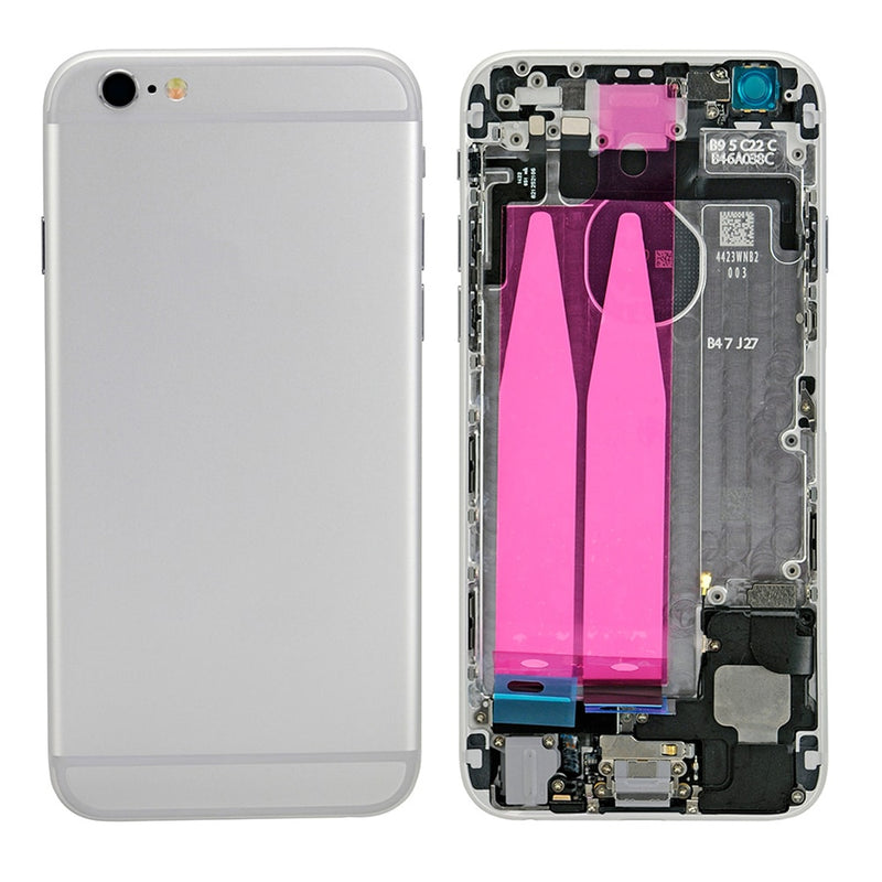 Back Housing Full Assembly For iPhone 6 6P 6S 6SP 7 7P