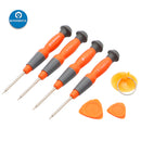 7Pcs Phone Screen Battery Replace Tool Kit Electronics Screwdriver Set