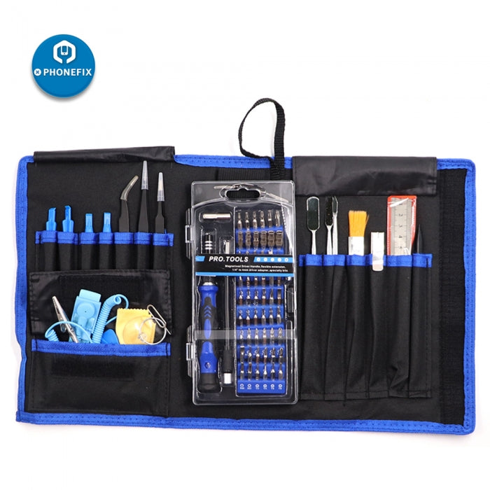 80-IN-1 Professional Precision Screwdriver Set Electronics Repair Tool