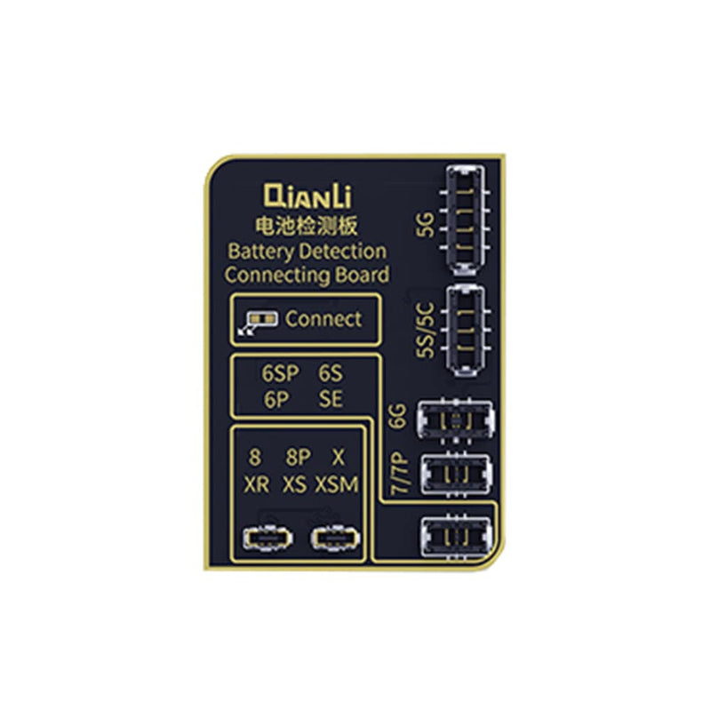 QianLi iCopy Plus Battery Board Detection Connecting iphone Battery