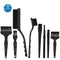 8pcs Black Anti-static Cleaning Brush for Phone PCB BGA Repair Tool