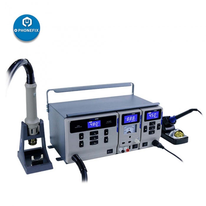 ATTEN MS-300 Soldering Rework Station For Phone SMD BGA Repair Tool