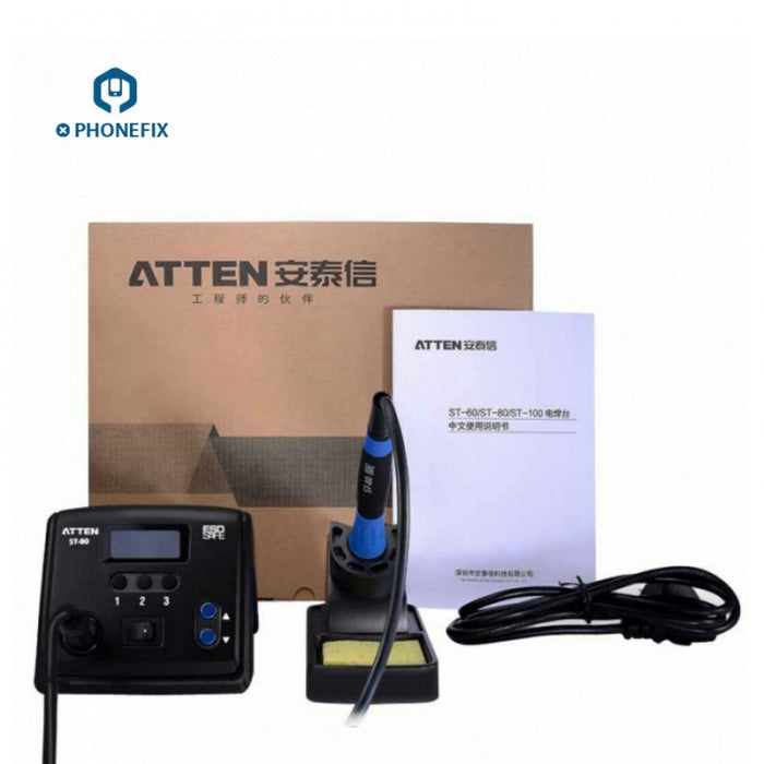ATTEN ST-100 100W Intelligent & Lead-free Soldering Station