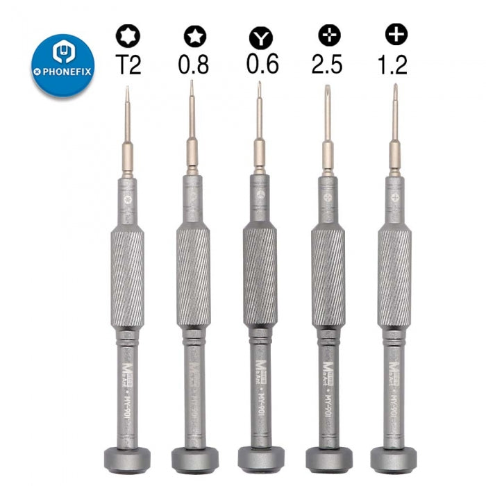 Anti-rust Alloy S2 Precision Screwdriver kit Mobile phone Opening Tool