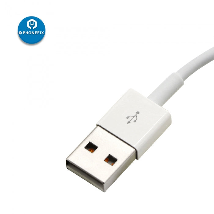 Certified Lightning to USB Cable for Apple iPhone 6 7 8 X XS iPad