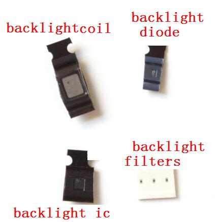 iPhone backlight capacitor for iPhone 6 6P 6S 6SP 7 7P 8 X