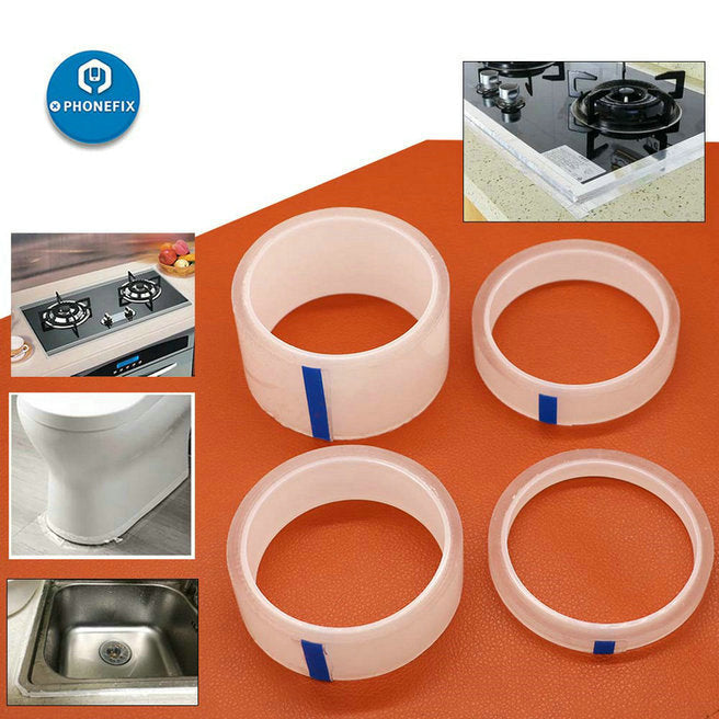 Waterproof Nano Magic Tape Damp-proof Tape for Bathroom Kitchen
