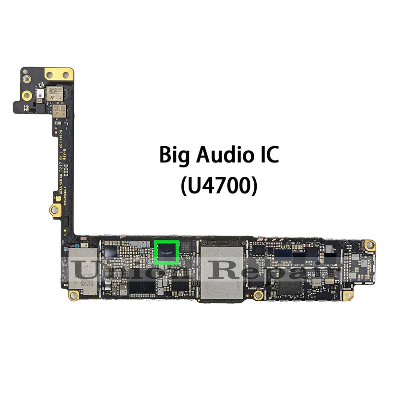 iPhone Big Small Audio IC 8 X XR XS MAX Audio Power Amplifier Chip