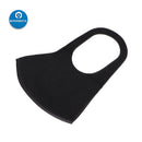 3D Fashion Mask Black Reusable Anti Dust Masks for Adults Men Women