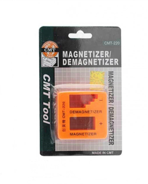CMT-220 Magnetizer Demagnetizer Screwdriver Tips Magnetic Pick Up Tool