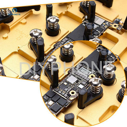 CNC Router PCB BGA IC Grinding Machine For IPhone Motherboard