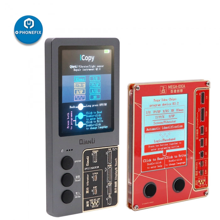 Qianli Mega-idea phone Programmer for Light Sensor Vibrator Data