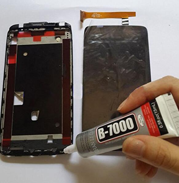 B7000 E8000 T8000 Phone Screen Adhesive Clear Liquid Glue