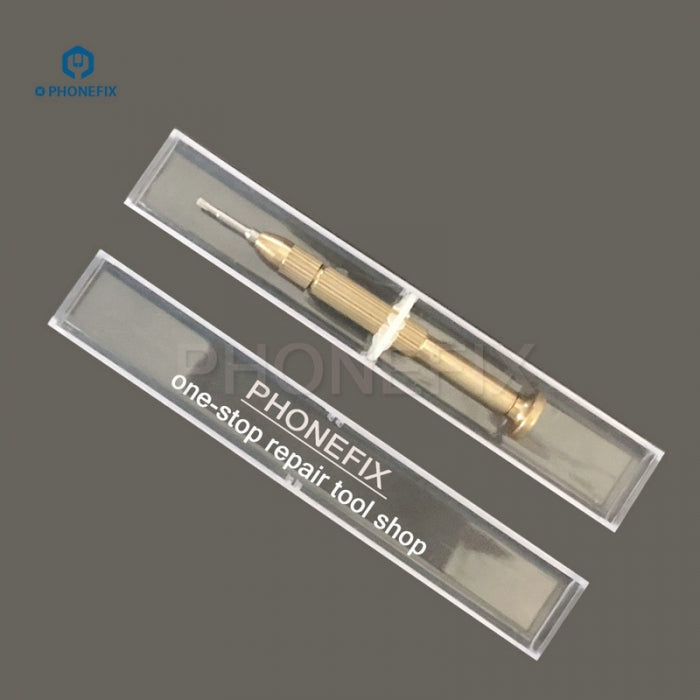 Pure Copper Handle Screwdriver for iPhone Opening Repair Tool