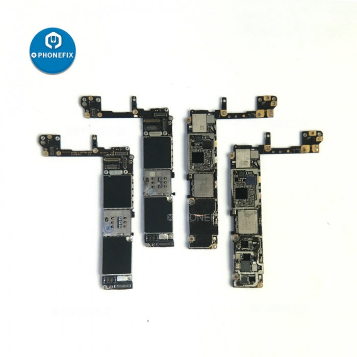 Damaged Scrap iPhone Logic Board without NAND for Repair Training