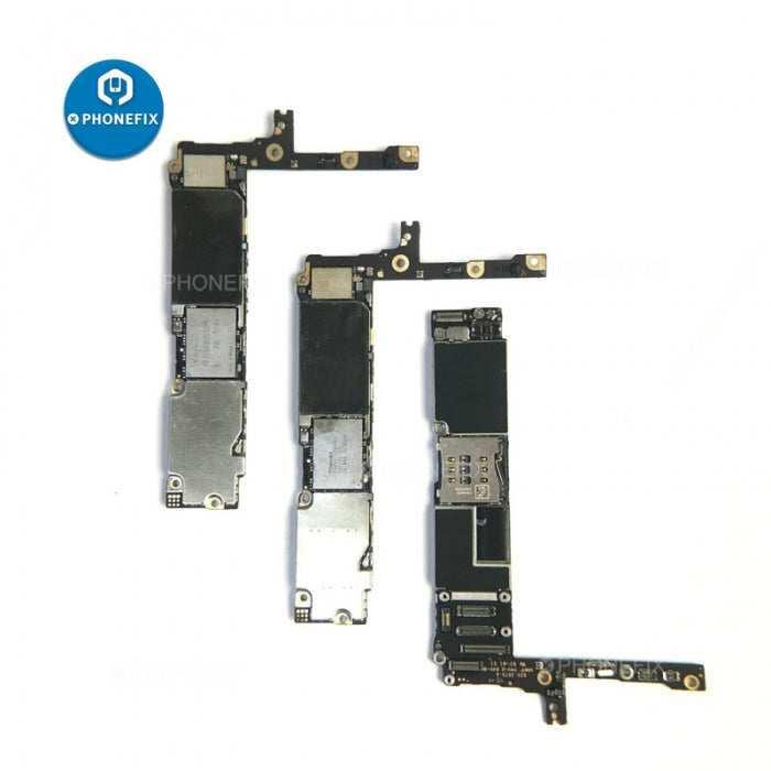 Damaged Scrap Logic Board with NAND for iPhone 6 6P 6S 6SP 7 7P 8 8P