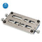 High Temperature Aluminum Alloy Double Axis PCB Board Holder Fixture
