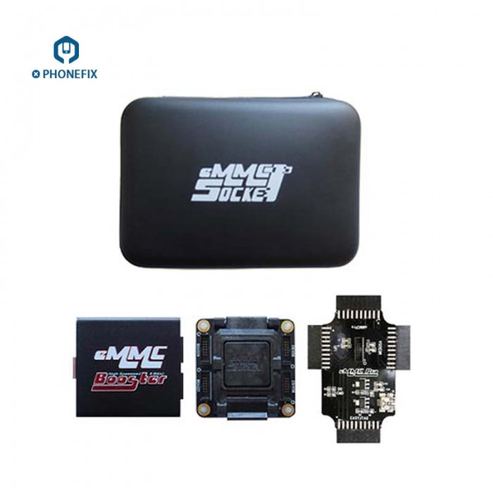 EMMC Socket Adapter for Medusa / eMMC Pro / Easy JTAG / UFI Box